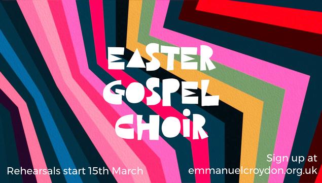Easter Gospel Choir